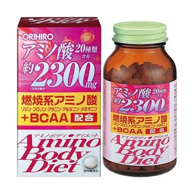 オリヒロ アミノボディ・ダイエット 約300粒