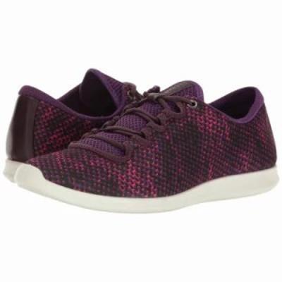 エコー スニーカー Sense Sport Sneaker Imperial Purple/Imperial Purple Textile/Cow Leather