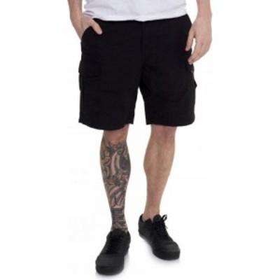 ボルコム Volcom メンズ ショートパンツ ボトムス・パンツ - Miter III 20 Black - Shorts black