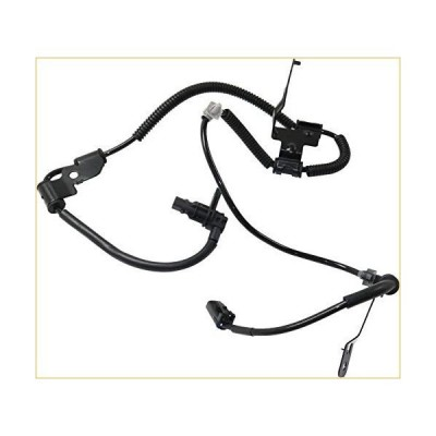 Front ABS Speed Sensor Compatible with 2007-2010 Kia Rondo Male Connector, Driver Side 並行輸入品