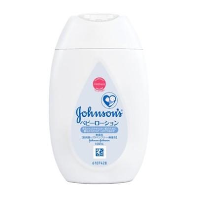 ジョンソン&ジョンソン ジョンソン ベビーローション無香料 100mL