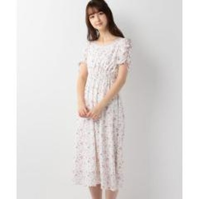 LODISPOTTOPetit Rose Filleロングワンピース【お取り寄せ商品】