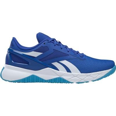 リーボック Reebok メンズ ランニング・ウォーキング シューズ・靴 NanoFlex TR Training Shoes Blue/Aqua
