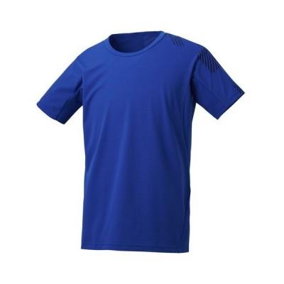 (descente)デサント Tシャツ (BL)ブルー