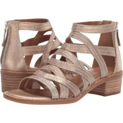 コンフォーティヴァ Comfortiva レディース サンダル・ミュール シューズ・靴 Betha Gold Leather