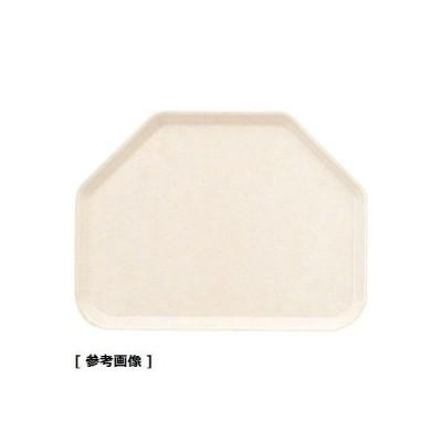 スリーライン ETL3601 ノンスリップストロング六角トレイ(STN3445 アイボリー)
