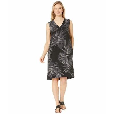 フィグ ワンピース トップス レディース Pao Dress Tropical Black