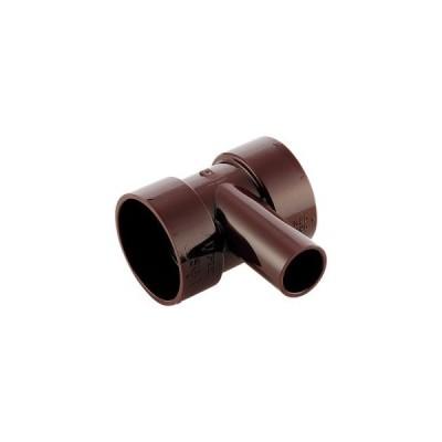カクダイ 食洗機排水用分岐継手(耐熱用) 455-511