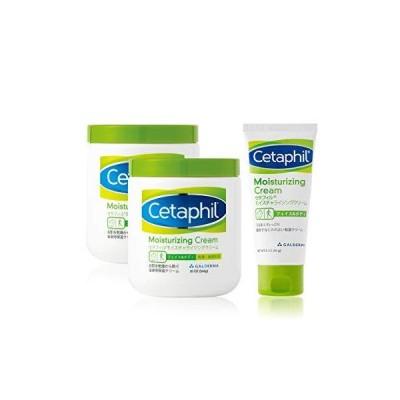 セタフィル cetaphil 公式 モイスチャライジングクリーム フェイス&ボディ用保湿乳液566g×2/85g付