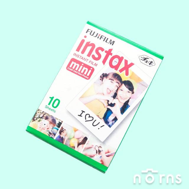 【富士空白拍立得底片】Norns Fujifilm 空白底片instax mini 7s 8 2550S 70 90適用
