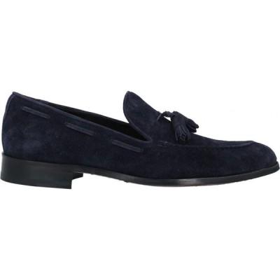 ゴールドブラザーズ GOLD BROTHERS メンズ ローファー シューズ・靴 Loafers Dark blue