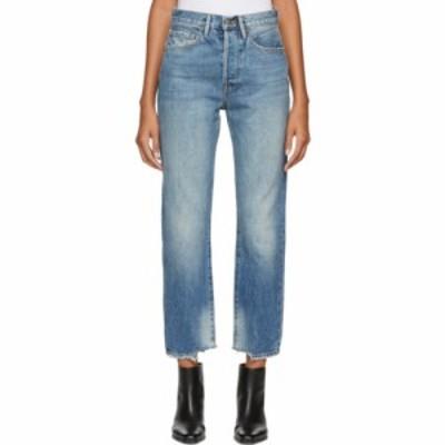 フレーム Frame レディース ジーンズ・デニム ボトムス・パンツ blue le original jeans