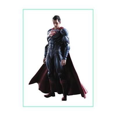 Square Enix Batman v Superman: Dawn of Justice: Play Arts Kai Superman Action Figure by Square Enix【並行輸入品】