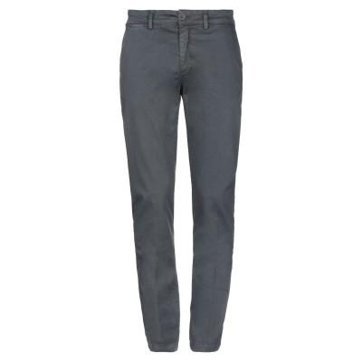 LIU •JO MAN パンツ スチールグレー 28 コットン 97% / ポリウレタン 3% パンツ