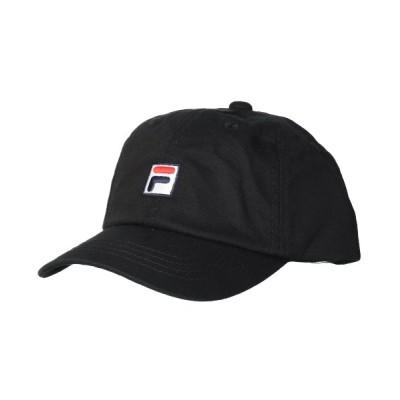 (FILA/フィラ)FILA KIDS BOX LOGO CAP/ ブラック