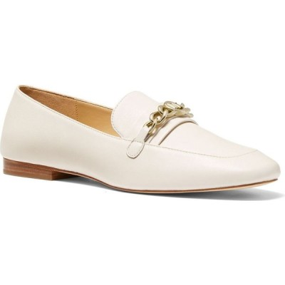 マイケル コース Michael Kors レディース ローファー・オックスフォード シューズ・靴 Dolores Loafer Flats Light Cream
