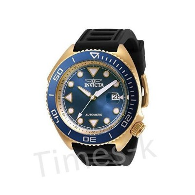 Invicta Men's Pro Diver Stainless Steel Automatic Self Winder Watch with Si