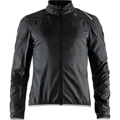 クラフト Craft Sportswear メンズ ランニング・ウォーキング ジャケット アウター Craft Lithe Jacket Black