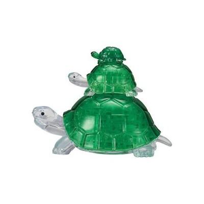 3D Crystal Puzzle  Turtles 37 Pcs