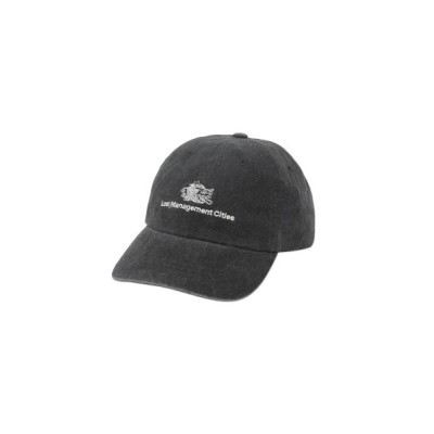 NUBIAN / 21SSM OVERDYED DRAGON 6 PANEL CAP MEN 帽子 > キャップ