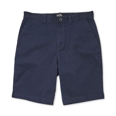 ビラボン メンズ ハーフパンツ・ショーツ ボトムス Men's Carter Core-Fit Stretch Twill Shorts