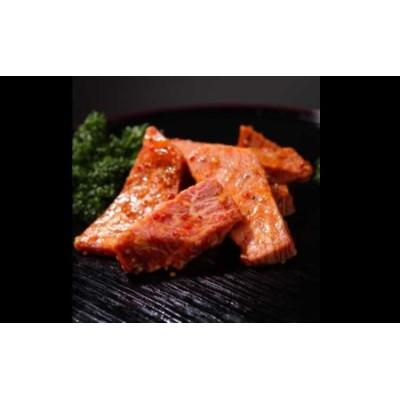 【冨士屋牛肉店】最高級黒毛和牛と葉山牛の特上味付きカルビ 500g