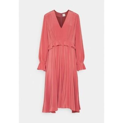 ポールスミス ワンピース レディース トップス WOMENS DRESS - Day dress - rosa