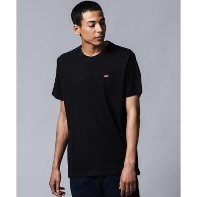 tシャツ Tシャツ リーバイスロゴTシャツ COTTON + PATCH BLACK