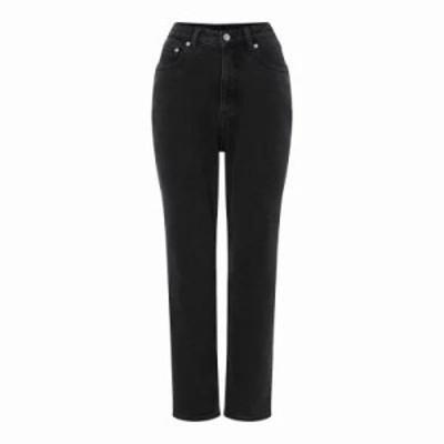 チープマンデー ジーンズ・デニム Donna High Rise Mom Jeans black