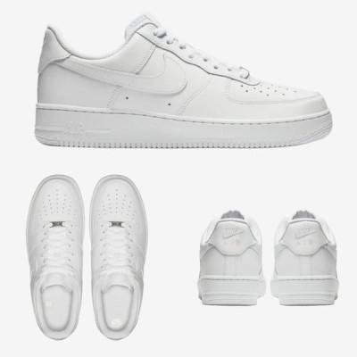 ナイキ NIKE メンズ スニーカー Nike Air Force 1 Low ナイキ エア フォース ワン 24300657 ホワイト