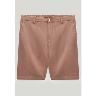 マッシモ ドゥッティ カジュアルパンツ メンズ ボトムス Shorts - red
