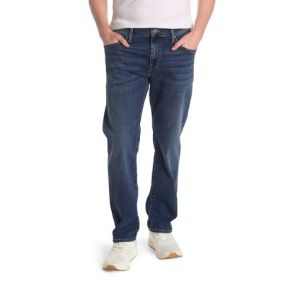 マビ メンズ デニムパンツ ボトムス Zach Dark Brushed Jeans ARK BRUSHED NEW YORK
