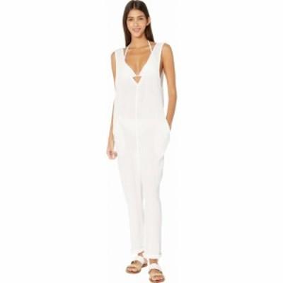 オニール ONeill レディース オールインワン ワンピース・ドレス Peyton White
