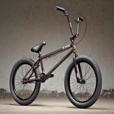 "BMX 2019キンクホイップXL 20 ""BMXバイクデュアルフィニッシュトランスブラックコンプリートBMX自転車  2019"