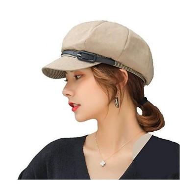 AMgrocery キャスケット レディース 帽子 マリンハット マリンキャップ帽子 ハット プチプラ 紫外線対策 UV対策 小顔効果 無地