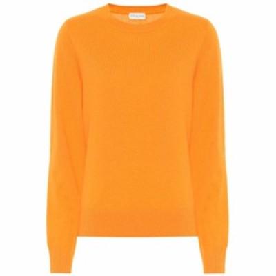 ドリス ヴァン ノッテン Dries Van Noten レディース ニット・セーター トップス Cashmere sweater orange