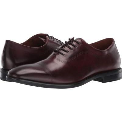 ケネス コール Kenneth Cole New York メンズ 革靴・ビジネスシューズ レースアップ シューズ・靴 Ticketpod Lace-Up B Bordeaux