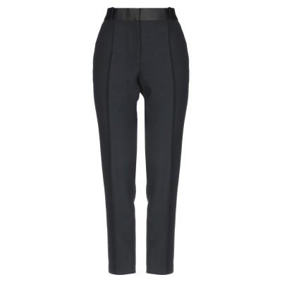 セリーヌ CELINE パンツ ブラック 40 ウール 70% / モヘヤ 30% パンツ
