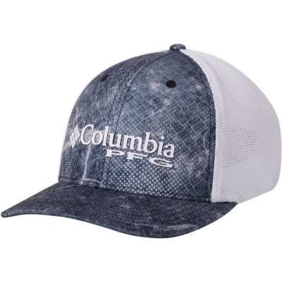 コロンビア Columbia メンズ 帽子 Camo Mesh Hat Black Realtree Mako