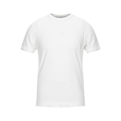 シーピーカンパニー C.P. COMPANY T シャツ ホワイト M コットン 55% / ナイロン 45% T シャツ