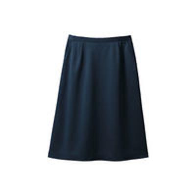 セロリーセロリー(Selery) Aラインスカート ネイビー 9号 S-16531 1着(直送品)