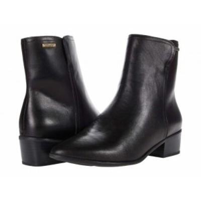 Rockport ロックポート レディース 女性用 シューズ 靴 ブーツ アンクル ショートブーツ Geovana Mid Boot Black【送料無料】