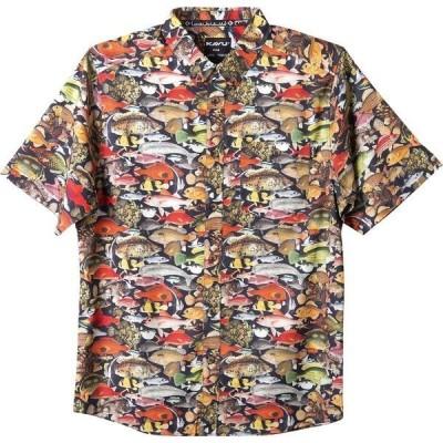 カブー メンズ シャツ トップス River Wrangler Shirt