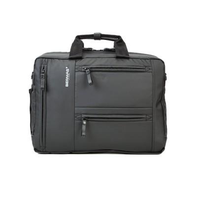 【カバンのセレクション】 バーマス 3WAY ビジネスバッグ リュック メンズ 防水 A4 BERMAS 60350 メンズ ブラック フリー Bag&Luggage SELECTION