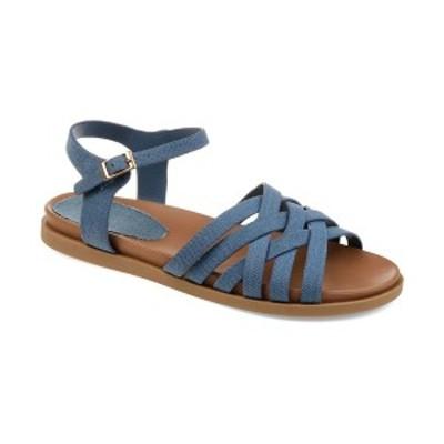 ジャーニーコレクション レディース サンダル シューズ Women's Kimmie Sandals Blue