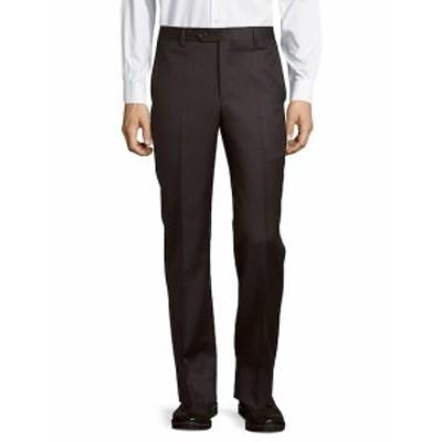 サックスフィフスアベニュー メンズ パンツ Micronosphere Wool Trousers