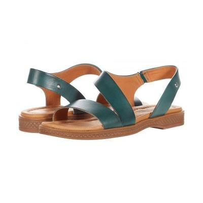 Pikolinos レディース 女性用 シューズ 靴 サンダル Moraira W4E-0834 - Emerald