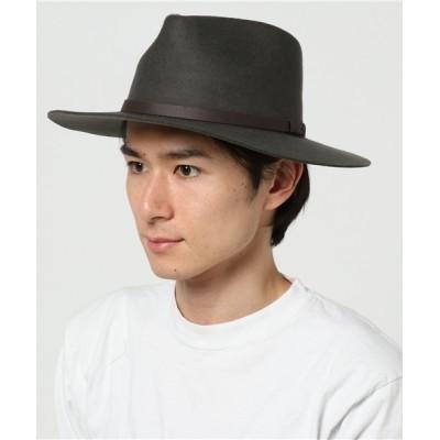 FUZZBOXX / Yellow108 Dylan Fedora フェルトハット USA製 MEN 帽子 > ハット