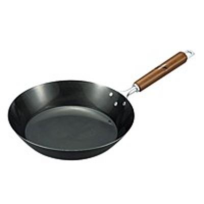 タマハシ 鉄製フライパン 26cm 200VIH対応【代引不可】【日用品館】