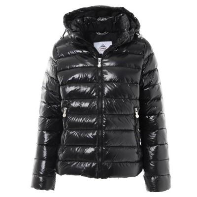 ピレネックス PYRENEX ダウンジャケット SPOUTNIC SHINY スプートニック シャイニー 大きいサイズあり レディース spoutnic-shiny-hwo025-0009-black